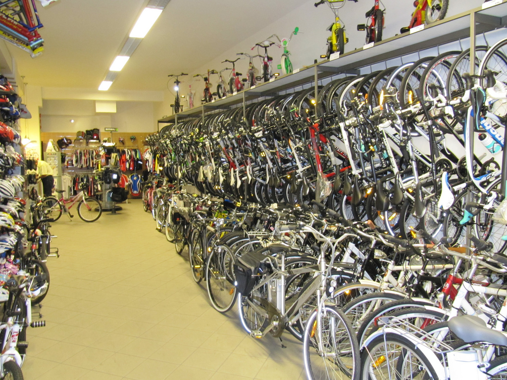 How to Rent a Bicycle in a Foreign Country